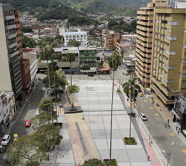 Parque Murillo Toro