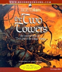 The Two Towers by J.R.R. Tolkien / narrated by Rob Inglis (unabridged) - Best audio version, hands down!: Worth Reading, The Lord, Books Worth, Audiobook Playlists, Rob Inge, Rings Study, Unabridg Audiobook, Audio Books, Towers Audiobook