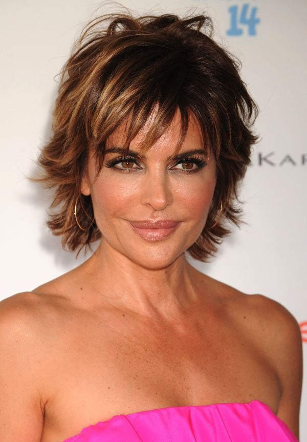 Lisa Rinna Hair Pictures Latest Pictures Of Lisa Rinna
