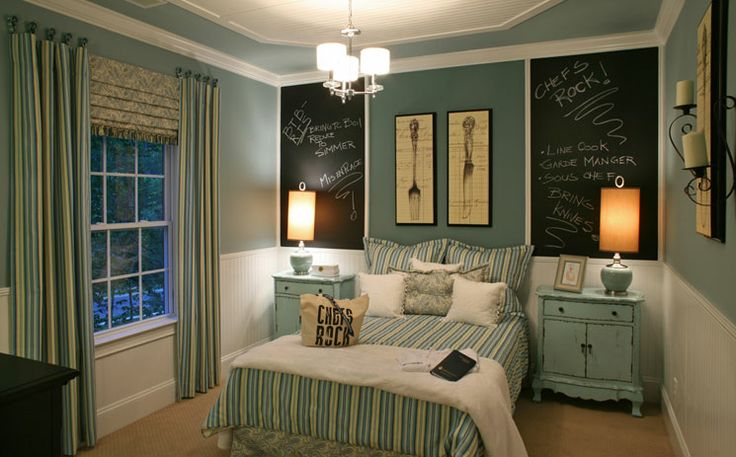 Love the wall color and beadboard