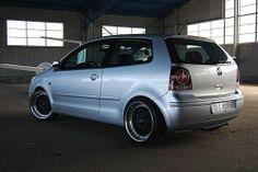 vw wheel whores | Wheel Whores • View topic - VW POLO 9N AirRide 2.3 V5
