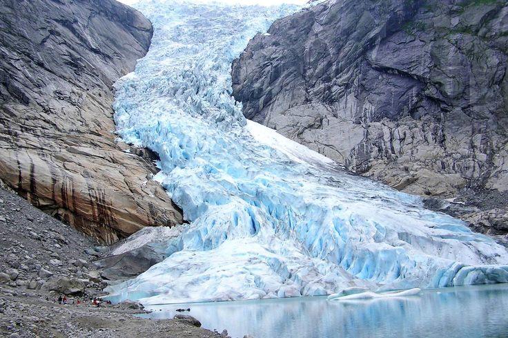 glaciares Glaciar de Olden