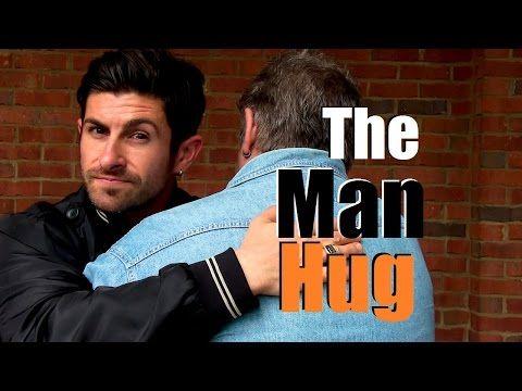 Men who hug