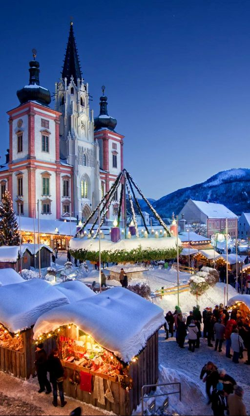 Places to Visit in Austria that will make you feel you are in a Fairytale.