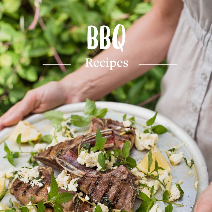 Summer is the time for meals with friends, vacations, lounging by the pool, and of course, barbecuing! Fire up the grill for occasions big and small, release your inner barbecue pro and try our easy, original recipes!