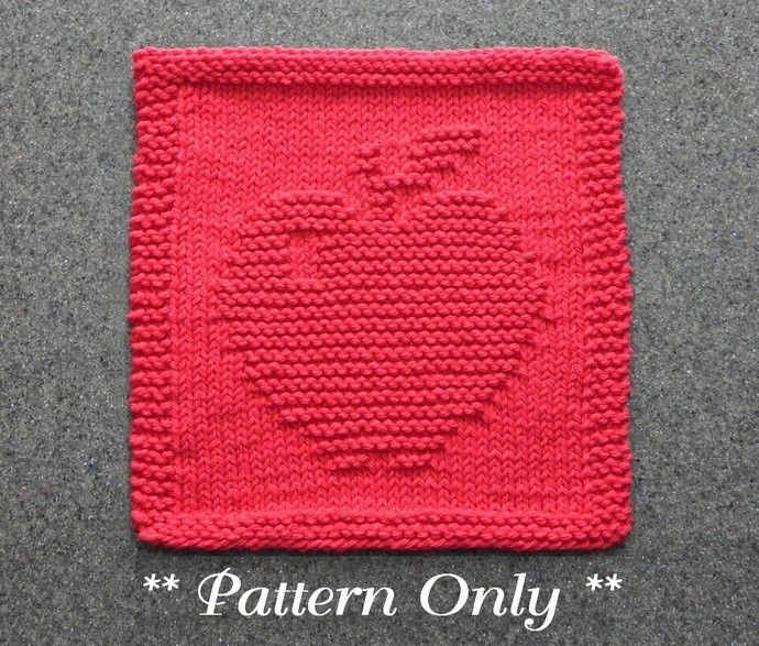 Knitting Dishcloth For Beginners : Best images about knit dishcloth patterns on pinterest