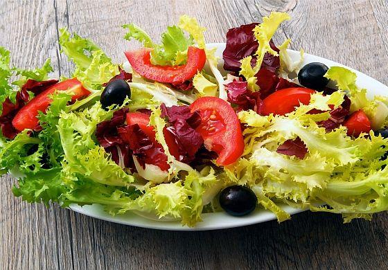 Cukorbeteg szakácskönyv - Receptek - Saláták cukorbetegeknek