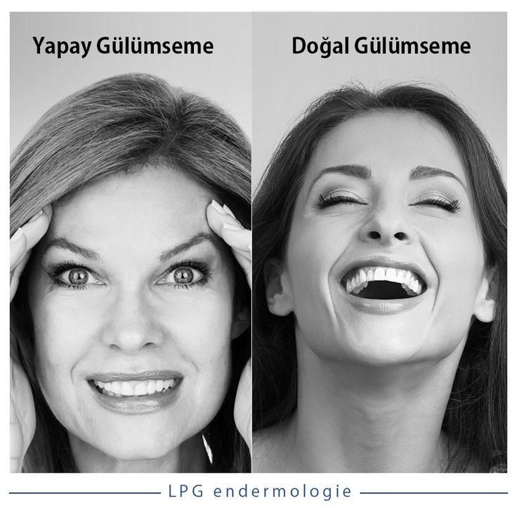 Günün sorusu; yapay gülümseme mi, doğal gülümseme mi? Senin tercihin hangisi?