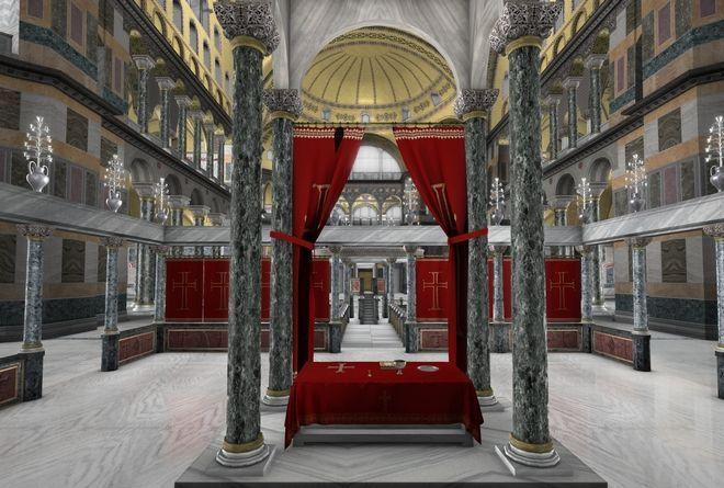 Αγία Σοφία: Ταξίδι σε 1.500 χρόνια ιστορίας μέσα από ένα βίντεο | Κωνσταντινούπολη