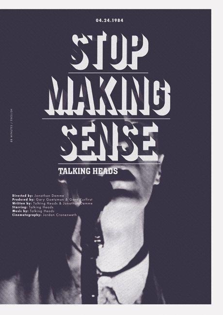 Stop Making Sense (1984) , Talking Heads