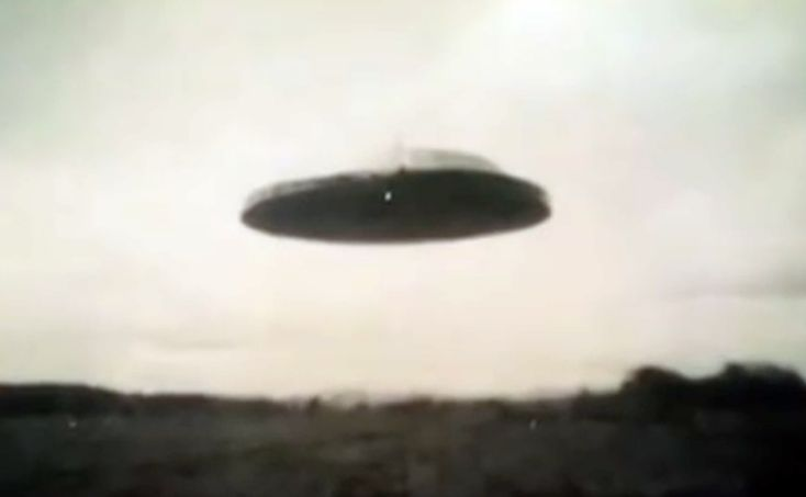 UFO SIGHTINGS DAILY: Disk UFOs Photographed Back in 1958 ...