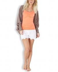 White Lace shorts £50 Sweaty Betty