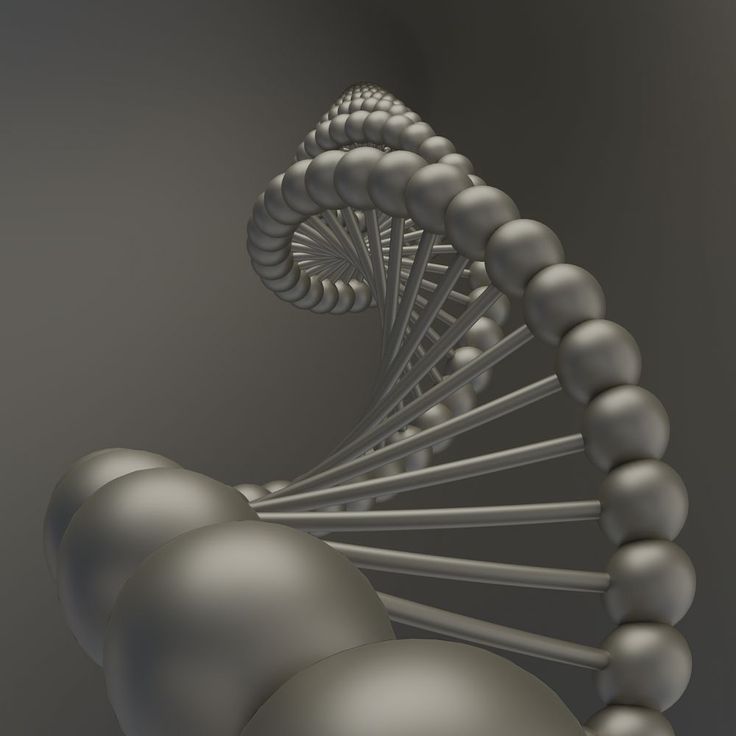 DNA by Vítězslav Koneval