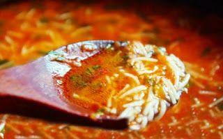 NE PİŞİRDİN? MİS GİBİ KOKTU!: Tel şehriye çorbası