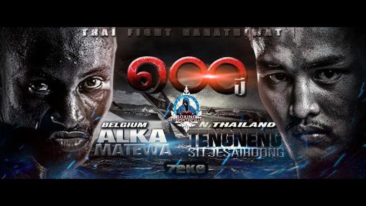 Thai Fight tengnegeeng sitjesairoong THAVs BG Alka Matewa FULL HD