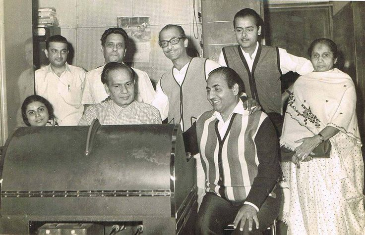 "Rafi's partnership with Shankar Jaikishan was among the most famous and successful in the Hindi film industry. Under Shankar-Jaikishan, Rafi produced some of his songs for actors like Shammi Kapoor and Rajendra Kumar. Out of six Filmfare awards, Rafi won three for S-J songs — ""Teri Pyari Pyari Surat Ko"", ""Baharon Phool Barsao"", and ""Dil Ke Jharokhe Mein"". The song ""Yahoo! Chahe Koi Mujhe Junglee Kahe"" was sung by Rafi, only to be matched a fast-paced orchestra and a composition by Shankar…"
