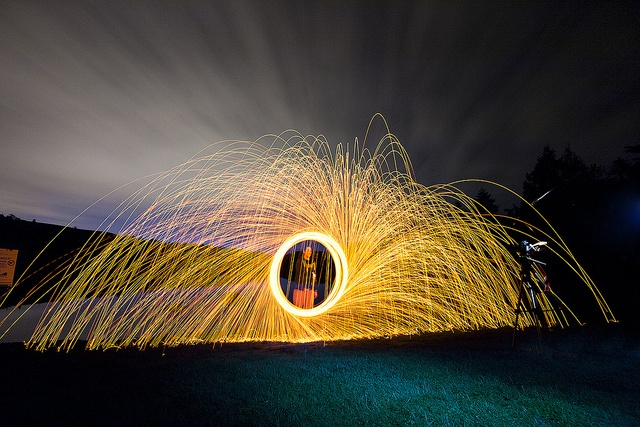 Wire Wool.