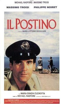 (1994) Il Postino - The Postman - 7,8 op IMDB- Gorgeous, funny and bittersweet film.