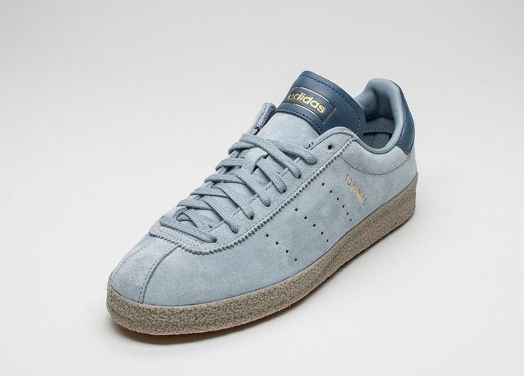 adidas Topanga Clean (Light Grey / Tech Ink / Gum)