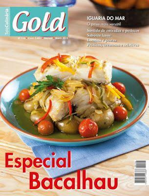 Revistas e Jornais: TELECULINÁRIA GOLD - MAIO 2015