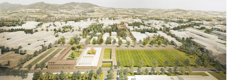 Riqualificazione urbana delle aree centrali del capoluogo di Langhirano