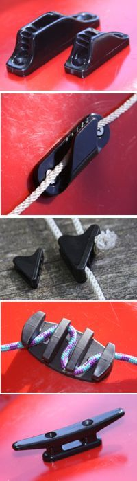 Clips, Clamps and Cleats… | How To Articles - Paddling.net