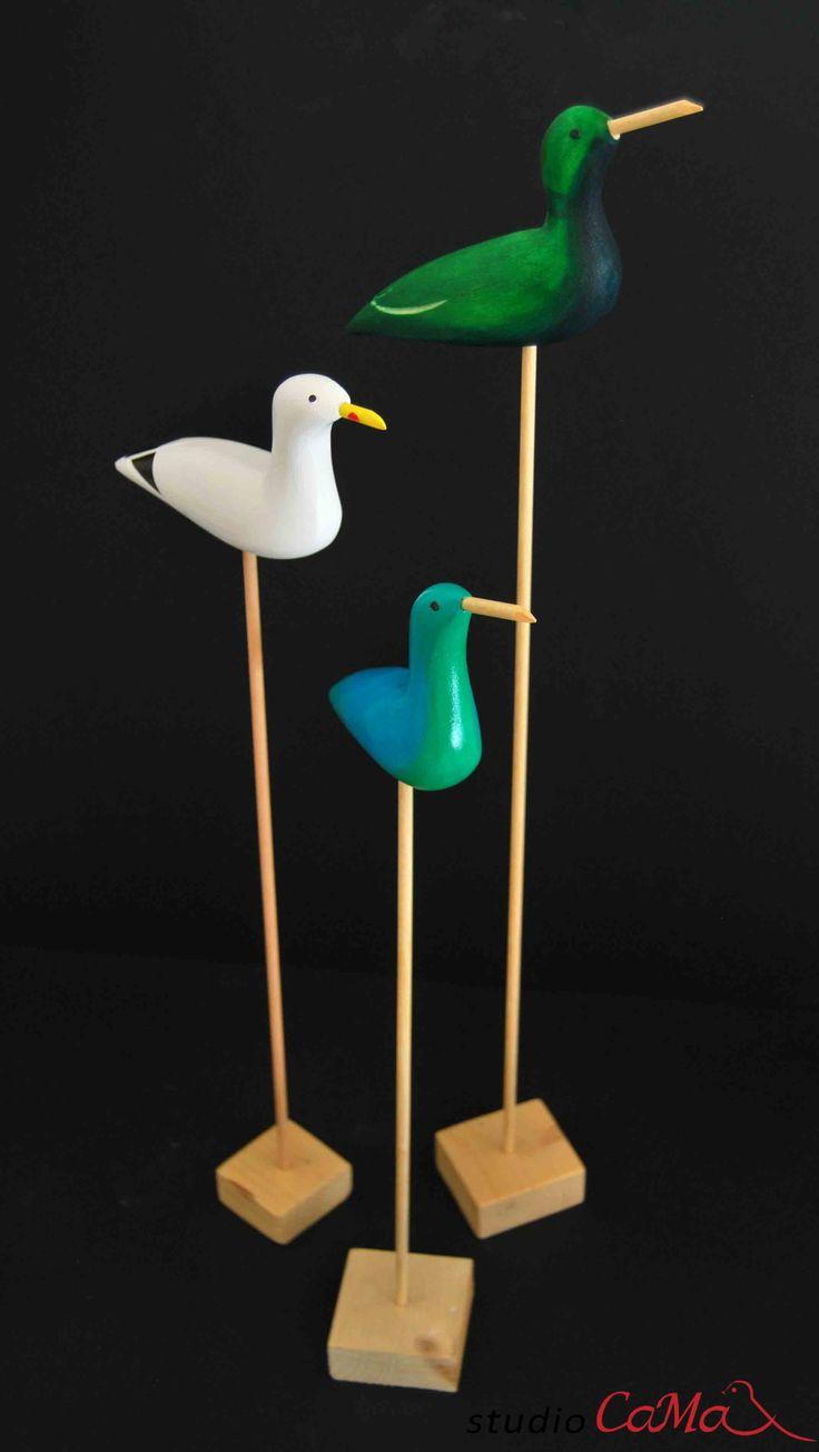 tre uccellini
