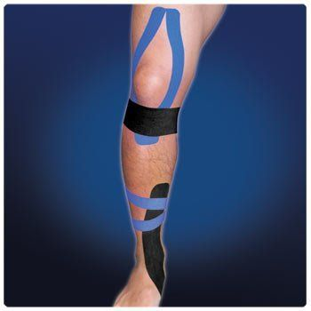 Pro-Tec Precut Kinesiology Tape by Pro-Tec. $18.99. Pro-Tec Precut Kinesiology Tape provides effective relief for muscle tightness, knee pain, IT Band syndrome, shin splints, hamstring tears, plantar fasciitis, epicondylitis (tennis elbow), wrist pain and most soft tissue injuries.  Used by professional athletes and Olympians to help reduce muscle pain, increase mobility and enhance recovery.  Each package includes 20 pre cut pieces: