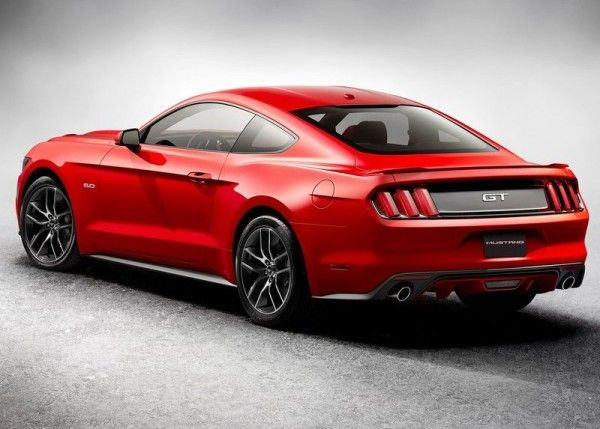 2015 Ford Mustang GT Reds Colors View 600x429 2015 Ford Mustang GT Full Review