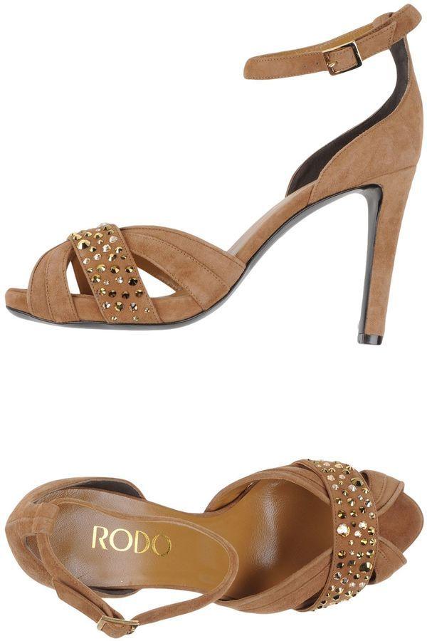 FOOTWEAR - Sandals Rodo 3ApyqKu