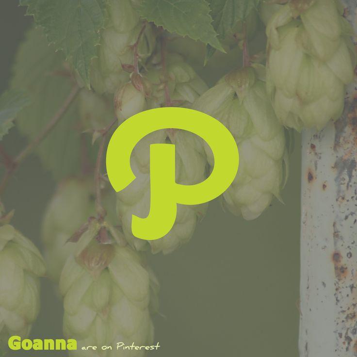 You can find and follow Goanna Brewing on a range of social media platforms, like... Pinterest http://www.pinterest.com/goannabrewing/