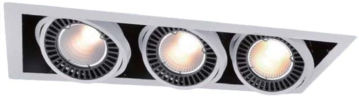 MULTI ORBIT 3*21W LED RETAIL LIGHTING - BY LIGHCORE LIGHTING