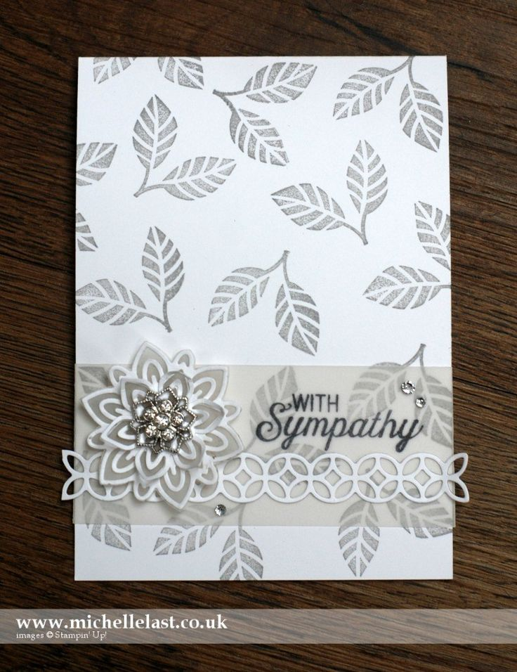 Flourish Thinlits from Stampin Up                                                                                                                                                                                 More