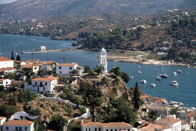 Poros, Greece.