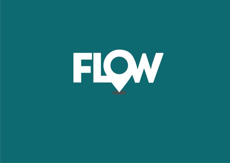 Design a Logo for FLOW mobile application Logo design #4 by Descience