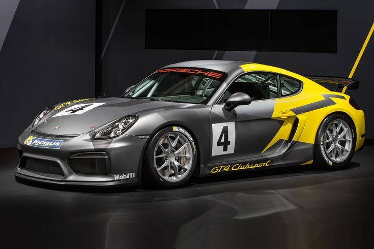 Porsche+Cayman+GT4+Clubsport:+Einstiegsrenner