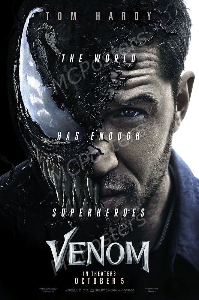 Pin by Adriano Batista Rodrigues on Venom 2 Full Movie ...