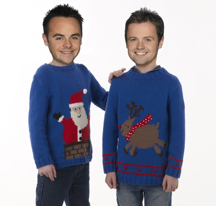 This year Christmas Jumper Day is on Friday 13th December, will you be wearing yours on the day? #xmasjumperday #SavetheChildren #celebrity #spoof #AntandDec