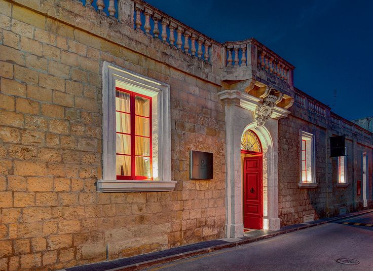 Palazzo Castelletti - Rabat, Malta. Light planning // Light Design Solutions. Featured products by L&L Luce&Light: Bright 2.4, Geko 6.0