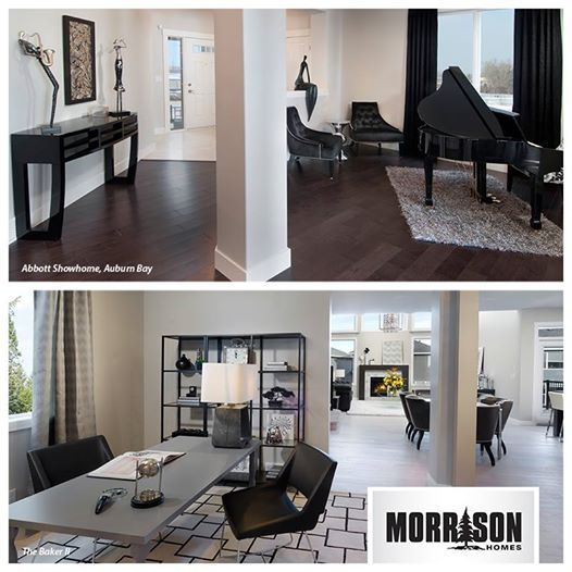 It's This or That Thursday again!   Which one of these flex rooms would be more useful in your home, a piano room (top) or an office (bottom)?