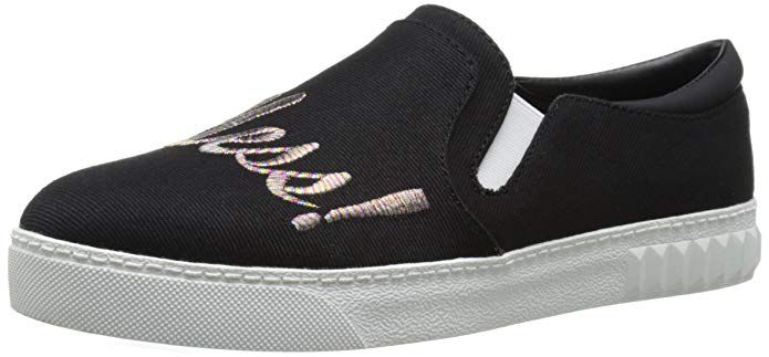 36f32ffb85db Circus by Sam Edelman Women s Charlie 7 Fashion Sneaker Canvas hot mess slip  on sneaker
