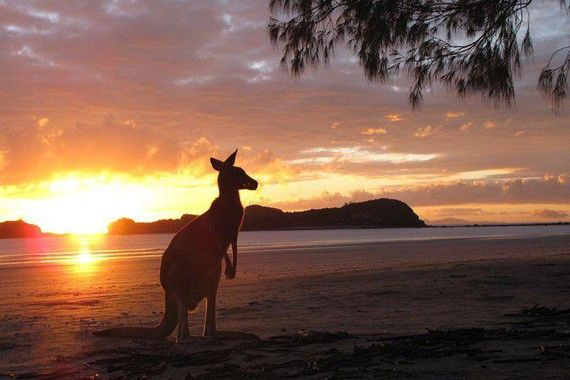7 of the best sunrise and sunset spots in Queensland