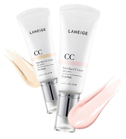 Amore Pacific LANEIGE Water Base CC Cream 40ml, Multi Cream #Laneige