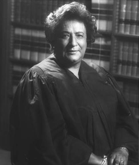 Civil rights lawyer Constance Baker Motley fought for landmark civil rights cases that slowly unraveled segregation in mid-century America; notably, she fought for the case that successfully won James Meredith the right to integrate the University of Mississippi in 1962.