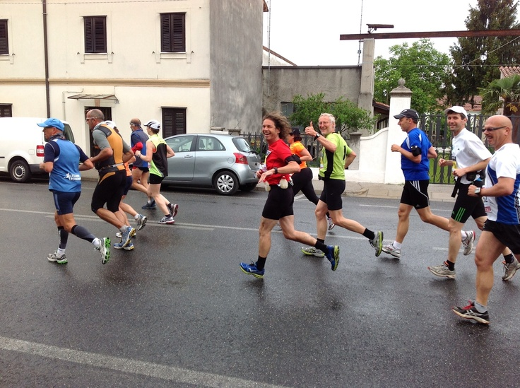 Our guests running!