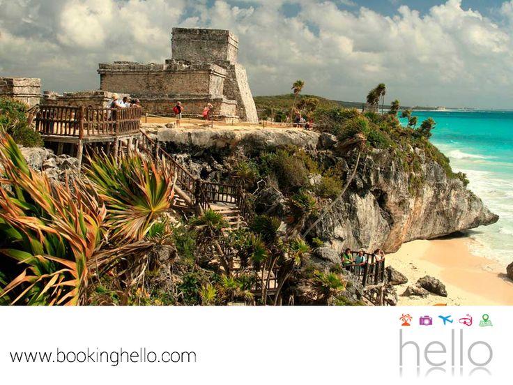 EL MEJOR ALL INCLUSIVE AL CARIBE. Hay razones de sobra para que tú y tus amigos, adquieran su pack con nosotros y lo disfruten en el Caribe mexicano. El principal destino de playa y sol en México, donde se vive la cultura maya por sus diferentes zonas arqueológicas, sin olvidar que también tiene la mejor vida nocturna para divertirse en grande. En Booking Hello, te invitamos a visitar nuestro sitio web para que elijas alguno de nuestros packs. #paquetesalcaribe