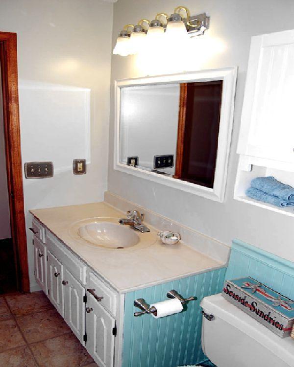 Bathroom Mirror Lights Uk: Lighting Over Mirror Images On