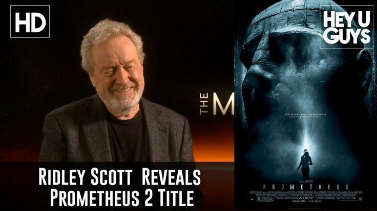 Prometheus 2 devient Alien: Paradise Lost