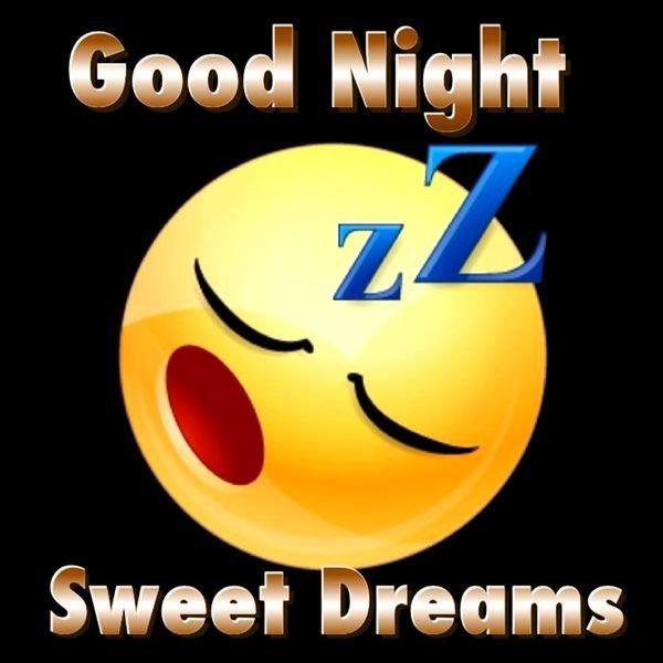 Good Night Imagen 8109 Good Night Sweet Dreams Buenas Noches En Ingles Dormir Smiley Sweet Good Night Friends Sweet Dreams Images Good Night Messages