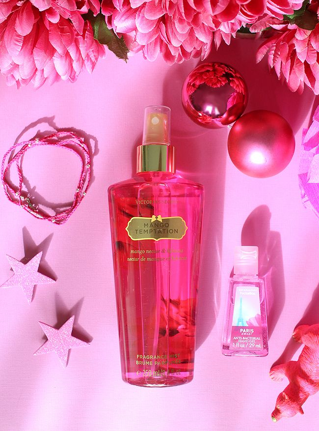 Brume parfumée Mango Temptation de Victoria's Secret sur v-inc